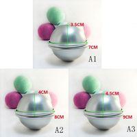 Бомба алюминиевая шариковая сфера торт кастрюля ванна сахарная ванна выпечка украшения формы E00094 ONET
