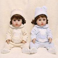 Jingxin Princess 45cm Plein Silicone Reborn Baby Doll Bath Bain Jouet Joueur Fille Vinyle Body Poupées Nouveau-né imperméable bebe accompagnienne Jouets