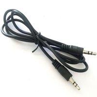 3.5mm 오디오 Aux 오디오 케이블 남성에 남성 3.5 오디오 케이블 MP3 스피커 헤드폰