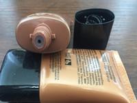 뜨거운 판매 액체 재단 얼굴 컨실러 메이크업이 글로우 액체 조명기 BB 크림 메이크업 파우더 화장품 스킨 케어 18ml