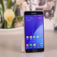 الأصلي تم تجديده Samsung Galaxy A7100 3RUN + 32GB المزدوج SIM 5.5 بوصة Octa Core 3GB RAM 16GB ROM 13MP 4G LTE غير مقفلة الهاتف الذكي