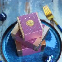 Yaratıcı Lüks Düğün Dekorasyon Şeker Kutuları Düğün Parti Favor Tutucular Kare Gümüş Hediyeler Kutusu Çikolata Kutuları
