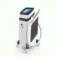 Medizinische CE-genehmigte 2500W-Eingang heißeste Haarentfernung Lasermaschine Deutschland 808 Diodenlaser-Haarentfernung für Spa