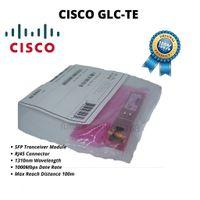 Transceiver-Modul für Ethernet-Switch, optischer Sender und Empfänger, Lichtwaren-Endgeräte, faseroptischer Transceiver - GLC-TE
