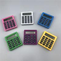 Portable Pocket Scientific Calculator Scientific EXAM EXAMEN DE L'EXAMEN DE L'APPRENTISSAGEUR ESSENTIEL DE DIGAT EXPÉRIENCE MINI Office School Papeterie