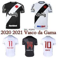 2020 2021 Vasco Da Gama Futbol Formaları Eve 3rd Germán Cano Benitez 20 21 Futbol Gömlek
