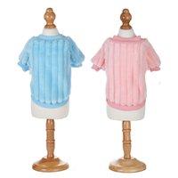 Dog Snap Button suéter cachorro gato invierno ropa cálida soltero ropa de peluche casual otoño traje de mascota moda 8xq g2