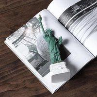 Estatua nórdica de la decoración de la libertad Casa Creativa Hogar Sala de estar porche TV Gabinete Oficina Habitación Detalles Artesanía Vino Decoración Calidad Assura
