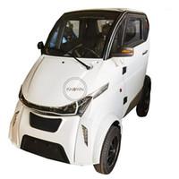 Elektrischer Erwachsener Fracht-LKW-Fahrzeug ältere Mobilität Roller Vier Räder Passagier Tuktuk Heißer Verkauf1