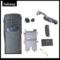 5 set / lotto Caso di alloggiamento radio a due vie per Motorola GP328 ACCESSORI ACCESSORI RADIO DUE WAY1