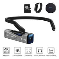 Ordro EP7 Camcorder 4K Mini cámara de video WiFi Full HD 1080P FPV VLOG Cámara CAMESCOPO CON MEMORIA1