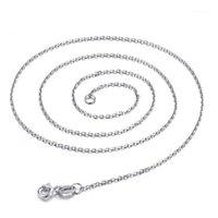 Ketten Mode O Link Kette Halskette für DIY Schmuckherstellung Großhandel S-N361