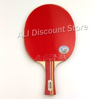 Original Yinhe Way Way Galaxy 02B (02 B، 02-B) Pips-in Shakehand أو 02D Penhold Table Tennis / Ping Pong مضرب + حالة الخفافيش Q1202