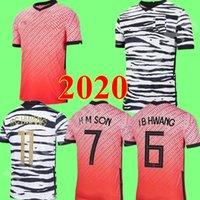 2020 South Soccer Jersey Korea Son South 20 21 Hogar lejos Black Hyung Kim Lee Kim Ho Son Jersey Soccer Jerseys