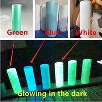 Прямые 20 унции сублимации светящиеся чашки краски с соломой светящиеся в темно белые бутылки из нержавеющей стали, пить молочные кружки A12