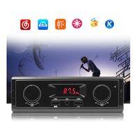 Radio K501 Цифровое Высокое Качество FM Stereo Car Card 12V Монохромный экран MP3-плеер 12Pin PC Интерфейс