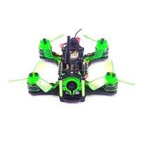 بدون طيار Happymodel Mantis85 85mm 2S Supers_F4 OSD 6A BLHELI_S 5.8G 25MW 600TVL FLYSKY RTF FPV سباق الدراجة الطائرة ل RC المبتدئين