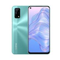 "Original Realme V5 5G Mobiltelefon 8 GB RAM 128 GB ROM MTK 720 Octa Core Android 6.5 ""Vollbild 48.0mp Gesicht ID Fingerprint Smart Handy"