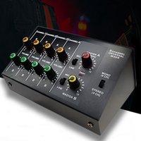 MIX-428 O Mixer 8-Channel Conferences Microphones Hub Exprated Exprated خلاطات متكاملة للأدوات الموسيقية ميكروفون مؤتمر