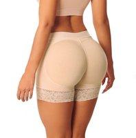 Nuovi pantaloncini di sicurezza Shaper Broek Sexy Mutandine Moglie Falso Culo Intimo Push Up Bagnato Bill Shapers Butt Lift Enhancer Hip