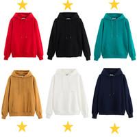 Herren Hoodie Sweatshirts für Herren Frauen High Street Weizen Print Paris Hoodies Pullover Winter Herbst Paar Hoodie 6 Farbe