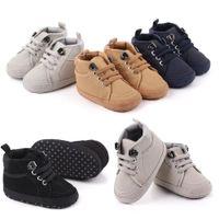 2020 Новые повседневные детские мальчики обувь мальчик новорожденных детские туфли малышей удобные теплые единственные противоскользящие ботинки