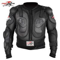 Motorcycle Armor Protective Jacket Rider Motocross Off- Road ...
