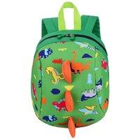 لطيف على ظهره مدرسة مكافحة فقدت أطفال حقيبة الكرتون الحيوان الديناصور الأطفال حقائب للأطفال رياض الأطفال طفل الفتيان الفتيات الحقائب المدرسية LJ201225