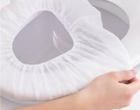 휴대용 호텔 여행 일회용 변기 부직포 헝겊 방수 임신 여성 변기 좌석 욕실 액세서리 DHF3382 커버