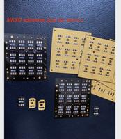 Top neuf iOS14 14.x Carte de déverrouillage de colle adhésif noir MMSD Blacksim pour IP12 11Pro max 11 6 6S 7 8 x plus 5S SE Gevey Pro USIMR VSIM