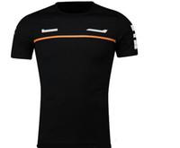 F1 Racing Suit T-shirt manica corta T-shirt Racing Fan series Team Version Collo rotondo Asciugatura rapida Top traspirante Maglia sportiva