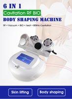 Vendendo peso gordo perda tripolar rf 80k cavitação ultrassom máquina de emagrecimento
