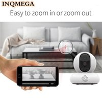 INQMEGA BEBY MONITOR WIFI Teléfono remoto Teléfono Hogar Ultra-Borde Night Vision Full-Color Interior Inalámbrico Webcam1
