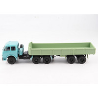 Collectible 1:43 Escala Clássico Rússia Truck Haw AbtonPom MA3-515 MA3-5205 Lorry Van Veículos Modelo Diecast Carros Criança Presente Brinquedos Z1202