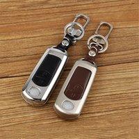 2 boutons Smart Key Coffret FOB Sac Porte-sac Cocher Couverture de protection de la coque FIT POUR MAZDA 2 3 CX3 CX4 CX-4 CX5 2013 2014 2014 2016 Accessoires