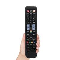 Kapakları Samsung BN59-01178W AA59-00652A AA59-00594A AA59-00582A HDTV Uzaktan Kumanda Silikon Koruyucu Kılıflar Anti-kayıp