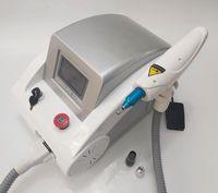 2000MJ شاشة تعمل باللمس س مبغولة ND YAG آلة الليزر الوشم إزالة الحاجب إزالة الصباغ ندبة إزالة حب الشباب 1320nm 1064nm 532nm