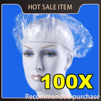 2500Pcs Lot Shower Shower Cap Women Men Salon Hair For Caps ...