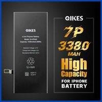 بطارية عالية السعة ل iPhone 7plus batarya استبدال بطارية الهاتف المحمول ذات السعة الرصيصة ل iPhone 7P