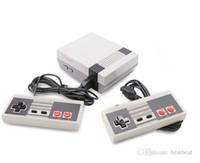 2021 최신 미니 TV는 620 500 게임 콘솔 비디오 핸드 헬드 NES 게임 콘솔로 소매 상자 DHL 무료
