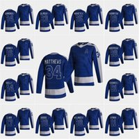 Joe Thornton Men's 2021 Reverse Retro Jerseys Auston Matthews John Tavares Simmonds Mitch Marner Andersen Nylander Mitchell Manne Jersey