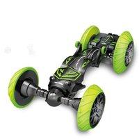 منتج جديد المتداول البسيطة التحكم عن تراجع حيلة سيارة لعبة rc سيارة حيلة سيارة راديو السيارات الرقص لعبة للأطفال هدية