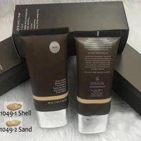 Dropshipping Hot Selling Maquiagem Fundação Matte Shine Prova Foundation Areia e Shell BB Creme