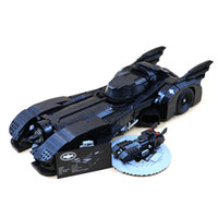 In Stock 59005 1989 Batmobile Model 3856Pcs Building Kits Bl...