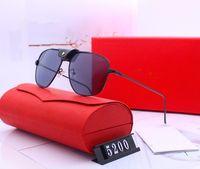 8374 Beliebte Frauen Mode Sonnenbrille Square Sommer Stil Full Frame Top Qualität UV-Schutz 0083s Sonnenbrille Mischfarbe Kommen Sie mit Kiste