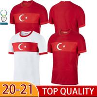 Tamanho S-XXL 2020 Turquia Euro Camisa de futebol 20 21 Yazici Caglar Söyüncü Demiral Ozan Kabak Calhanoglu Celik Homa Ausente Futebol Camisas