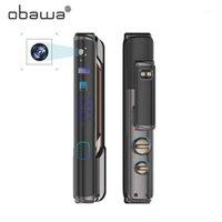 Serrure de reconnaissance faciale Obawa avec caméra empreinte digitale Mot de passe de reconnaissance automatique de visage Serrure de porte électronique avec écran1