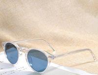 الأزياء ov5186 غريغوري بيك النظارات ov 5186 استقطاب النظارات الشمسية إطارات خمر قصر النظر البصري النساء والرجال النظارات