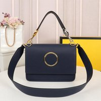 Designer di alta qualità Designer Messenger Borsa a tracolla Top Layer Material Material Letter Decoration Borse Borse Borse Fashion Casual Crossbody Shopping Bags