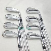 빠른 배송 최고 품질의 골프 클럽 JPX919 골프 아이언 10 종류의 샤프트를 사용할 수 있습니다
